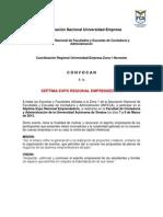VII Expo Reg Emprendedora Anfeca 2013-2
