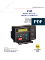 Multilin FM2 Relay Instruction Manual