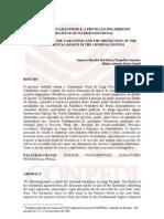 A teoria do garantismo e a proteção dos direitos fundamentais no processo penal