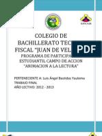 Colegio de Bachillerato Tecnico Fiscal