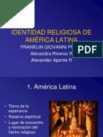 Identidad Religiosa