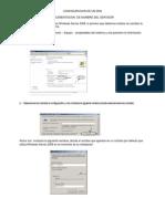 Configuracion de Un DNS Enviar