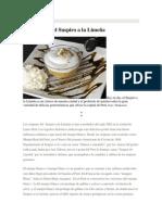 La historia del Suspiro a la Limeña