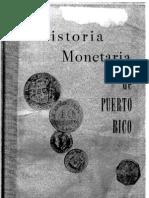 Historia Monetaria de P.R
