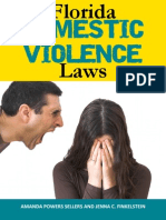 Florida Domestic Violence Laws