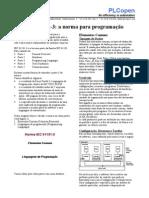 IEC 61131-3 Portuguese