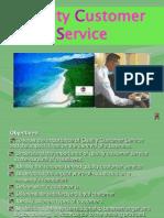 Dwcc - Quality Customer Service