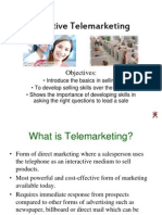 Dwcc - Effective_telemarketing