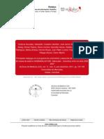 Cardona Hallazgos en El Programa de Crecimiento y Desarrollo Variable Pesoo