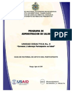 Admon Unidad II Participante