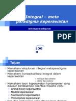 Eksplorasi Metaparadigma Integral