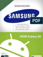 Capacitación Samsung