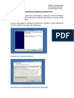 Como Instalar Windows Server 2003