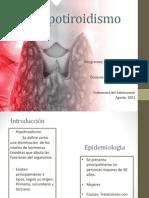 Hipotiroidismo[1]