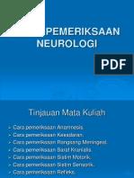 Cara Pemeriksaan Neurologi Ok