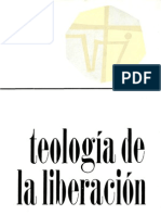 Gutierrez, Gustavo - Teologia de La Liberacion Perspectiva