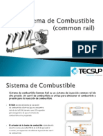 Sistema de Combustible (Common Rail)