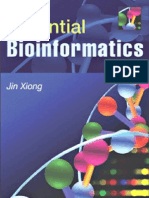 Xiong - Essential Bioinformatics