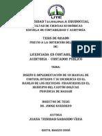 DISEÑO E IMPLEMENTACIÓN DE UN MANUAL DE CONTROL INTERNO Y SU INCIDENCIA EN EL MANEJO DE LOS RECURSOS FINANCIEROS EN EL MUNICIPIO DEL CANTÓN BOLÍVAR PROVINCIA DE MANABÍ.pdf