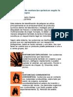 Clasificación de sustancias químicas según la Directiva Europea.doc