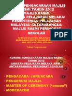 Kursus Pengacaraan Majlis Rasmi 2012 - Copy