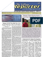 The Village Reporter - September 11th, 2013