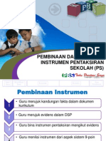 Pembinaan Penilaian ITEM
