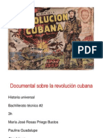 Documental de La Revolucion Cuabana