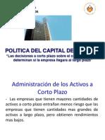 GF-Sesión 6 - Politica del Capital de Trabajo