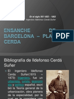 Ensanche de Barcelona _ Plan Cerda