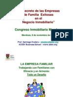 El Secreto de Las Empresas de Familia Exitosas