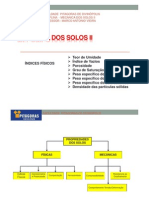 Mecanica Dos Solos - Aula 1 - Indices Fisicos