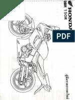 Cbr150r_list Spare Parts Handbook