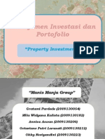 Investment and Portofolio Management