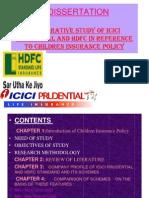 Children Insurance policy
