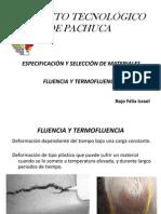 ESPECIFICACIÓN Y SELECCIÓN DE MATERIALES