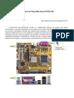 placa-mãe Asus P52vd VM