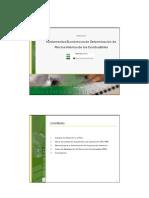 Fundamentos Economicos en Determinaciópn de Precios (G Tamayo)