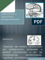 Anestesia y Epilepsia