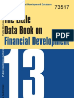 2012 the Little Data Book on Financial Development