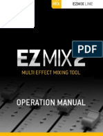 EZmix Operation Manual