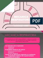 mecanica respiratoria reducido