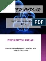 Meter Ampiar