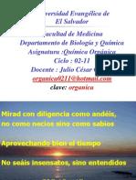 Elementos de Isomeria.2011