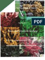 Usos y Aplicaciones de Las Algas.