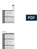 Excel RÚBRICAS de Presentación de temas abs