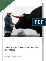 1236 Corridas de Toros y Proteccion Del Menor