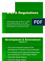 KEPA Regulations