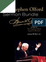 Olford Sermon Bundle