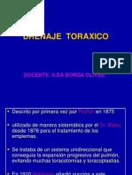 15-2-DRENAJE TORAXICO
